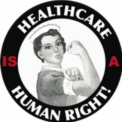 Cover art for Healthcare is a Human Right!