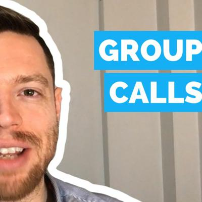 Cover art for #DailyGrowth 89 - Challenges With Online Group Meetings