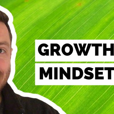 Cover art for #DailyGrowth 93 - Highlights from the Growth Mindset AMA with Jordan Benjamin