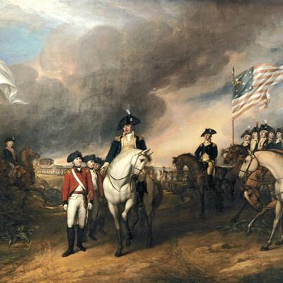 Cover art for George Washington Part 4: Almost Blind