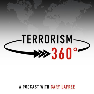 Cover art for EP 12: Terrorism Research: What's Wrong? What's Right?—A Conversation with Marc Sageman