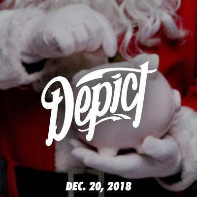 Cover art for Depict Podcast - Dec. 20th, 2018 -