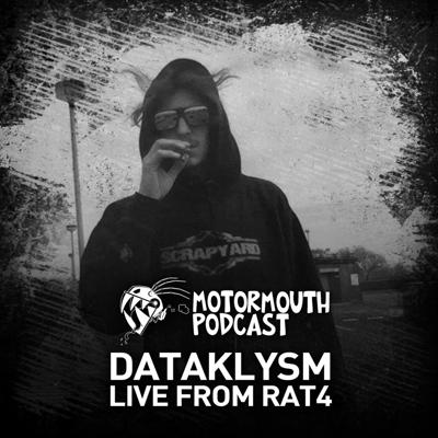 Cover art for MOUTHCAST062 - DATAKLYSM - Live From Rat4