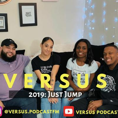 Cover art for Episode 3: 2019 - Just Jump