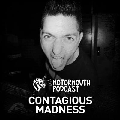 Cover art for MOUTHCAST063 - CONTAGIOUS MADNESS