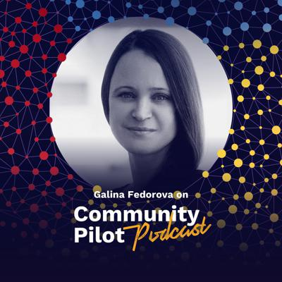 Cover art for Discussion about social entrepreneurship with Galina Fedorova