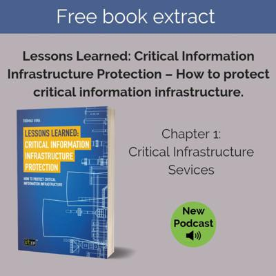 New podcast: Critical Infrastructure Services