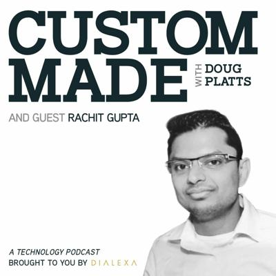 Cover art for CM49: Creating the Utility Company of the Future w/ Rachit Gupta