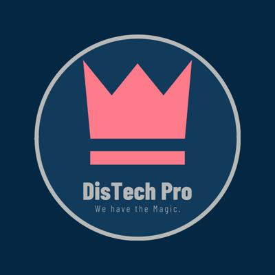 Cover art for DisTech Pro   Episode 3: Product RED iPhones and More 04/09/18