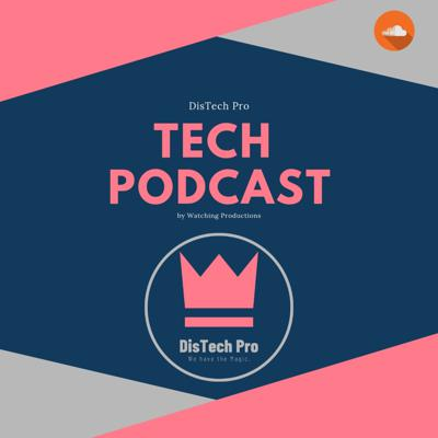 Cover art for Tech Podcast   Episode 1: Apple