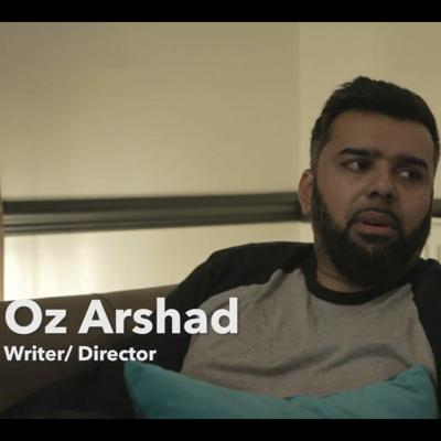 Cover art for Interview with Finding Fatimah Director, Oz Arshad on Filmmaking
