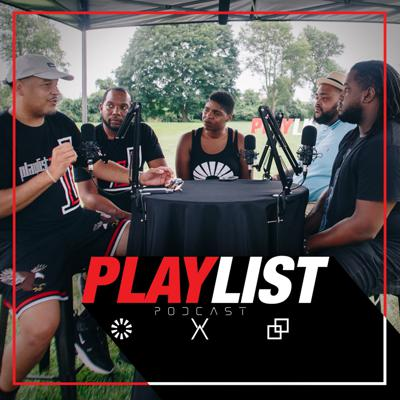 Cover art for The State of R&B - The PlayList Podcast