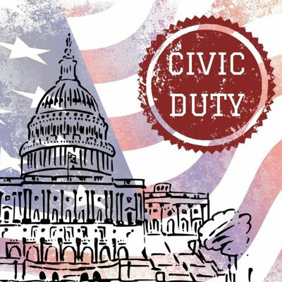 Cover art for Civic Duty: The Lefty Math Prof