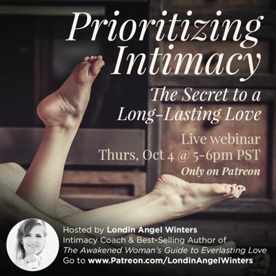 Cover art for Question 1A: WHEN WE BEGIN PRACTICING SACRED INTIMACY, WE START HAVING A HIGHER STANDARD FOR...