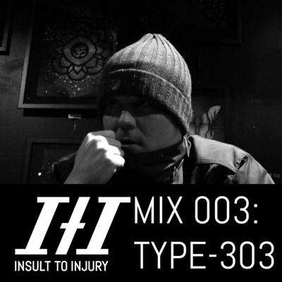 Cover art for ITI Mix 003: Type-303