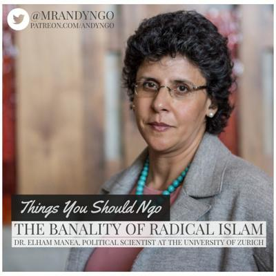 Cover art for The Banality of Radical Islam feat. Elham Manea