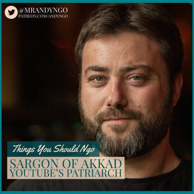 Cover art for Sargon of Akkad, YouTube's Patriarch feat. Carl Benjamin
