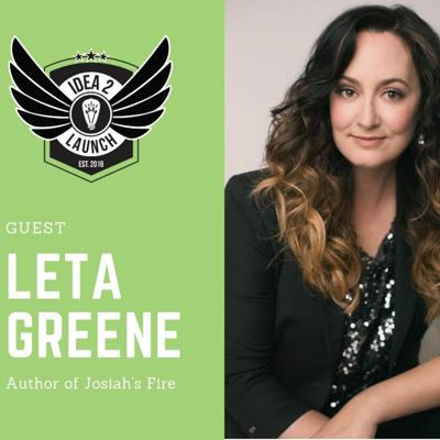 Cover art for Leta Greene - Author, Speaker and Confidence Coach