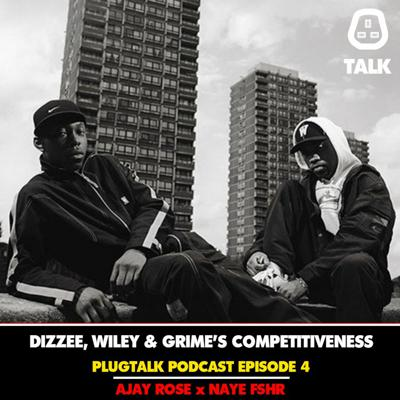 Cover art for Wiley, Dizzee & Grime's Competitiveness