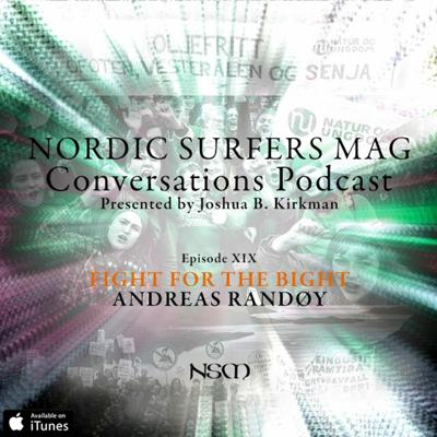Nordic Surfers Mag Conversations Podcast