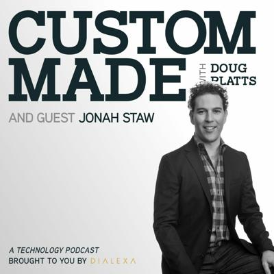 Cover art for CM50: From Entrepreneur to Intrapreneur: Disrupting Industries w/ Jonah Staw