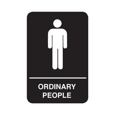 Cover art for ORDINARY PEOPLE 001