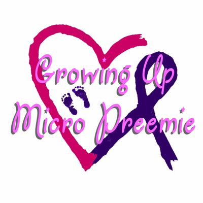 Cover art for EP1- Growing up Micro Preemie
