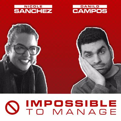 Cover art for Impossible to Manage #8