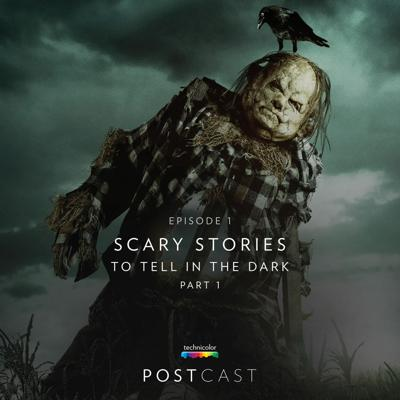 Cover art for 1 — 'Scary Stories to Tell in the Dark': Part 1