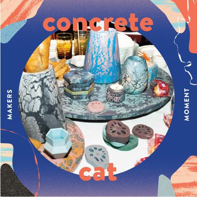Cover art for Concrete Cat - ep2 - Makers Moment