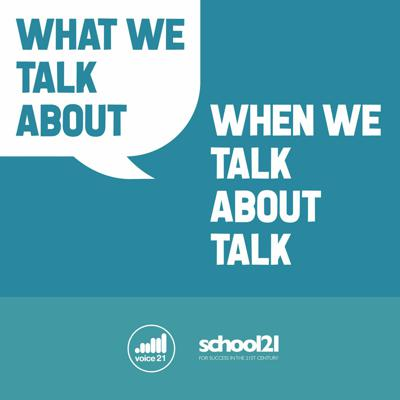 What We Talk About When We Talk About Talk