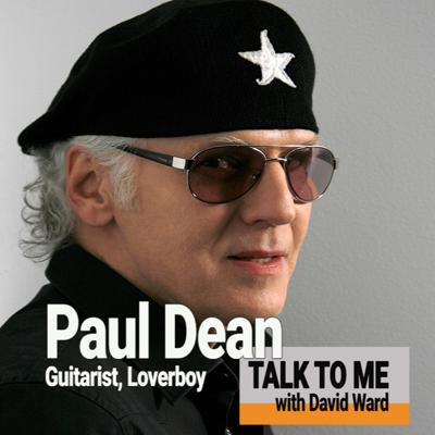 Cover art for Episode 9: Loverboy's Paul Dean