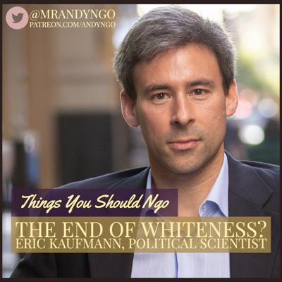 Cover art for The End of Whiteness? feat. Eric Kaufmann