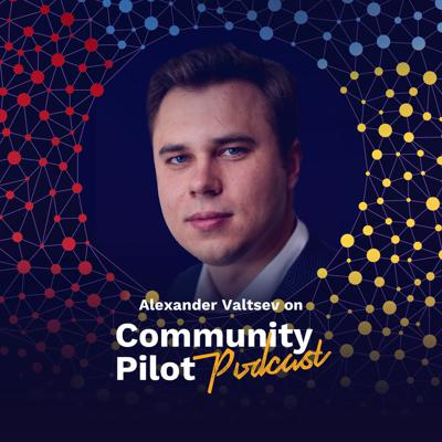 Cover art for Alexander Valtsev on turning his community into a business