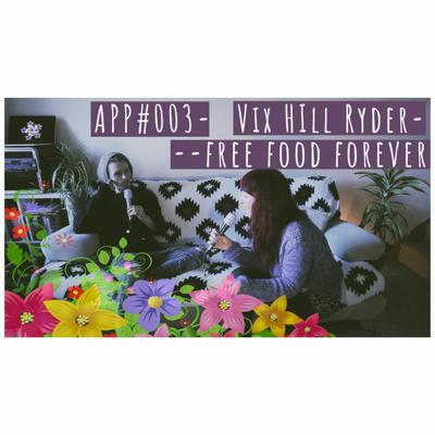 Cover art for Free Food Forever  Audio