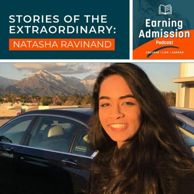 Cover art for Stories of the Extraordinary ft. Natasha Ravinand