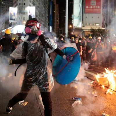 Episode 15 - The Hong Kong Protests, An Insiders View
