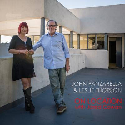 Cover art for Ep. 10: John Panzarella & Leslie Thorson at the Lovell Health House from