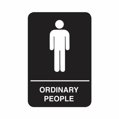 Cover art for ORDINARY PEOPLE 004