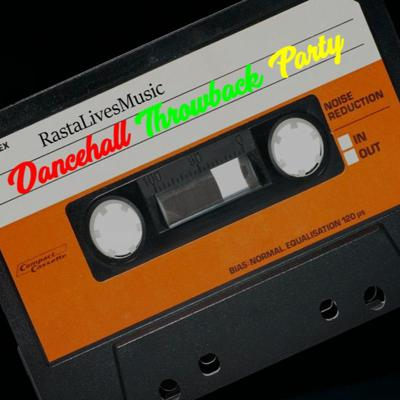 Cover art for Dancehall Throwback Party (Explicit)