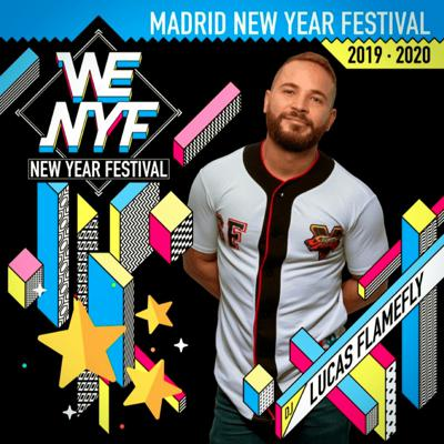 Cover art for We Party New Year's Festival Madrid 19/20:  The Final Set of the Decade