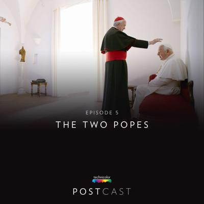Cover art for 5 — 'The Two Popes': Color Grading with Jean-Clément Soret