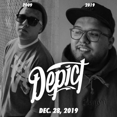 Cover art for Depict Podcast - Dec. 28th, 2019 -