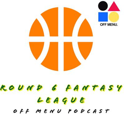 Cover art for Episode 3: Round 6 Fantasy League (With David)