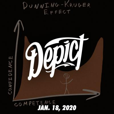 Cover art for Depict Podcast - Jan. 18th, 2020 -