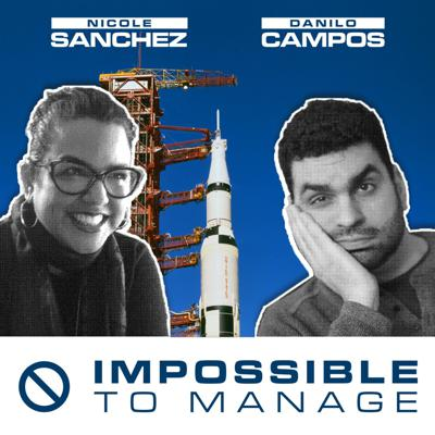 Cover art for Impossible to Manage #12