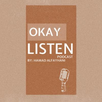 Cover art for Creative Blocks, Fulfilling Your Purpose and Other Things (with Amna Al-Baker) // Okay Listen Ep 9