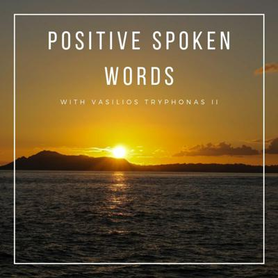 Cover art for Positive Spoken Words (Frequency Qollective)