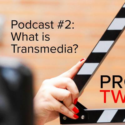 Cover art for 2. What is Transmedia?