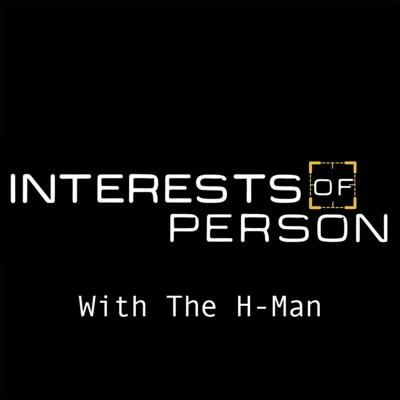 Cover art for Interests of Person Episode 4: (Comic) Con You Dig It?